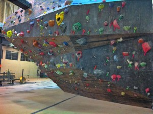 training for indoor rock climbing